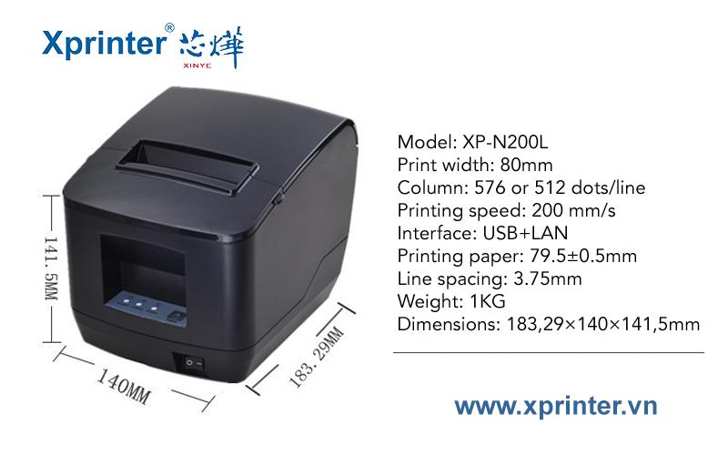 may-in-hoa-don-nhiet-80mm-xprinter-xp-n200l